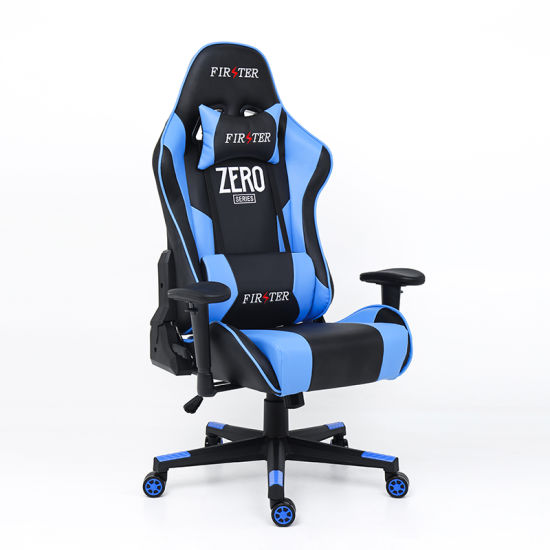 OEM Ergonomic Adjustable Height Swivel PC Racing Office Recliner Gaming Chair