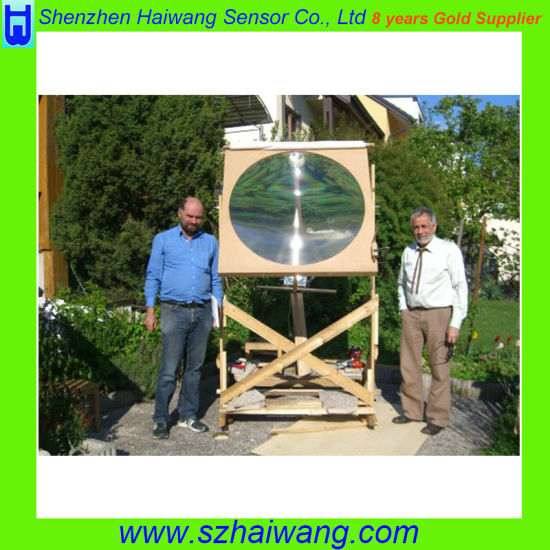 1000mm Acrylic Optical Solar Energy Stove Cooker Big Large Giant Square Fresnel Lens pictures & photos