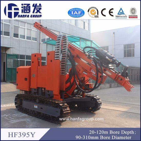 Sheet Pile Driver Machine /Ramming Machine Hf395y