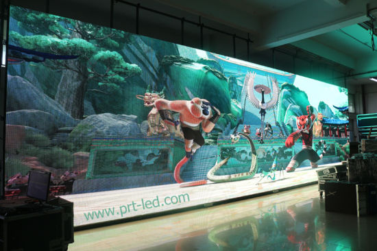 Slim 640X640mm Full Color LED Panel Display for Outdoor/Indoor P5