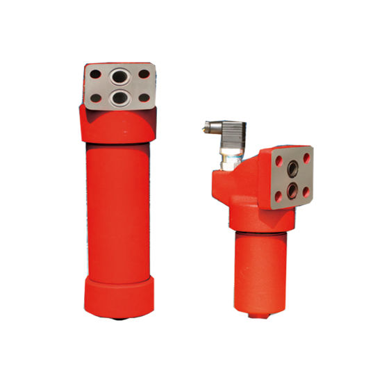 Industrial Hydraulic Lubrication System Oil Filter Housing, Oil Filtration