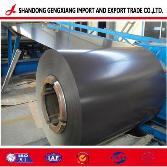 Roofing Sheet Steel Dx51d+Z80 Galvanized Steel Coil (SGS SGCH)