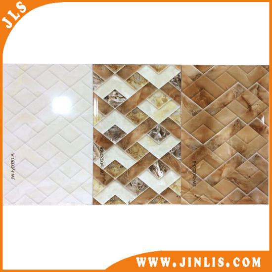 3D Printing Decorative Porcelain Rustic Flooring Ceramic Bathroom Wall Tile pictures & photos