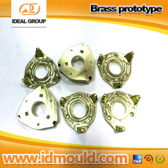 CNC Machining Parts with Aluminum Steel Zinc Material pictures & photos