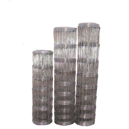 China Supplier Meal Galvanized Wire Cattle Fence for Sale - China ...