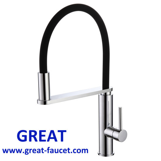 China Universal Kitchen Faucet with Silicon Pipe in Different Colors on filter colors, countertop colors, table colors, hot colors, window colors, laundry colors, sink colors, shower colors, ceiling colors, computer colors, chair colors, towel colors, home colors, garden colors, lighting colors, furniture colors, ceramic colors, tank colors, shelf colors, gas colors,