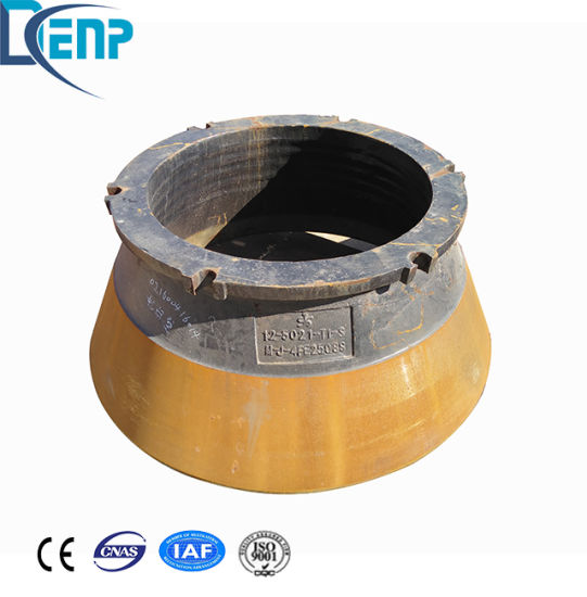 Best Quality Cone Crusher Spare Parts - Bowl Liner for Sale in Hot pictures & photos