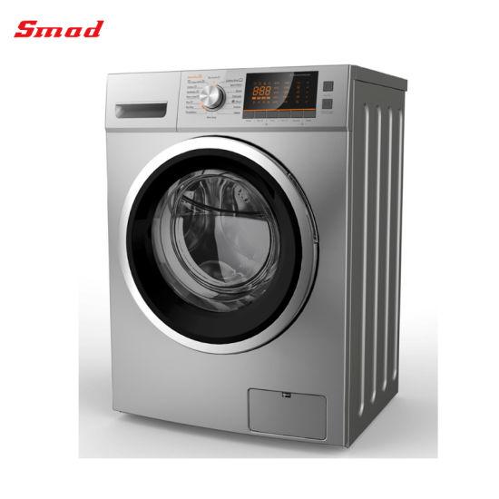 Smad 5/6/7/8kg Fully Automatic Front Loading Washing Machine