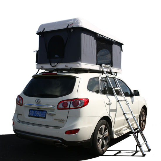 4X4 Camper Trailer Tent Hard Shell Overland Car Roof Tent for Camping and  Outdoor