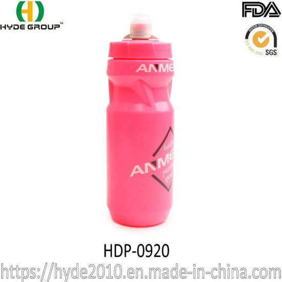 High Grade Plastic Water Bottle for Christmas Gift (HDP-0920)