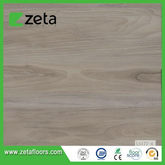 China 5mm Waterproof Fireproof Vinyl Plank Flooring China Building