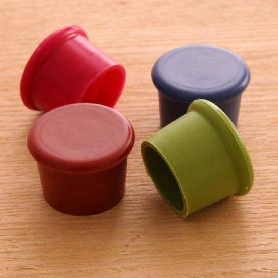 Silicone Sealing Lids for Glass Bottles Silicone Caps for Whiskey