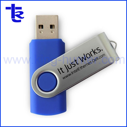 Metal Twister Swivel USB Flash Stick USB Flash Drive pictures & photos