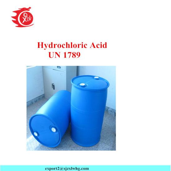 SGS Standard Hydrochloric Acid HCl