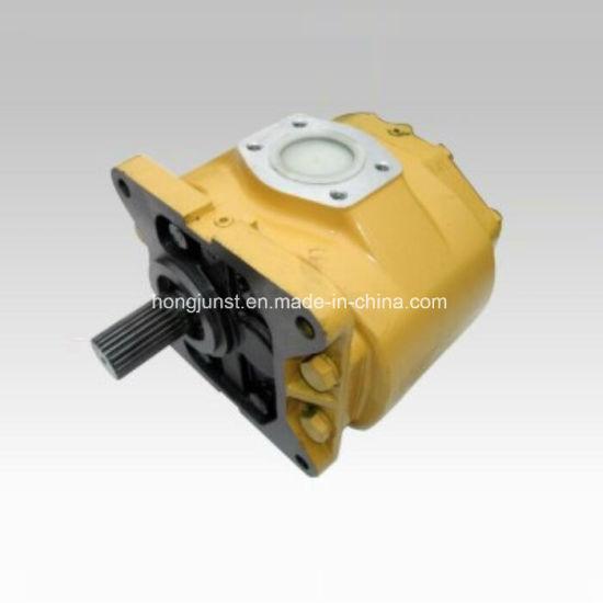 Steering Pump (07430-72201) for Komatsu Bulldozer D65
