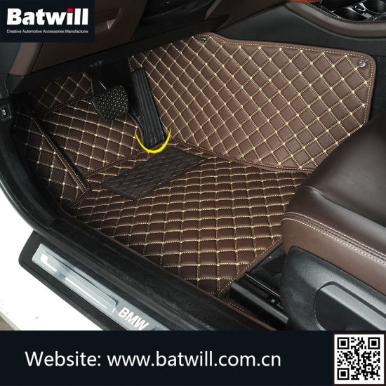Suv Floor Mats >> China Supplier Xpe Pu Leather Floor Mats For Car Suv Truck
