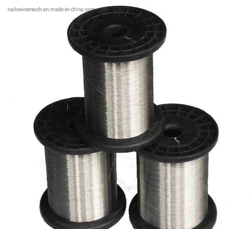 0.13mm 410/430 stainless steel Wire for making the scourer scrubber