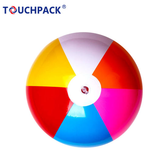 Promotional Custom Eco- Friendly Inflatable PVC Beach Ball pictures & photos