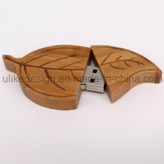 Wood USB Disk USB Flash Drive with Special Shape