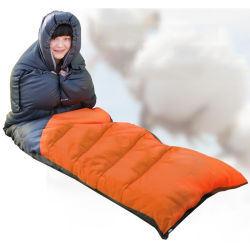 High Quality Outdoor Waterproof Filling Duck Down Sleeping Bag