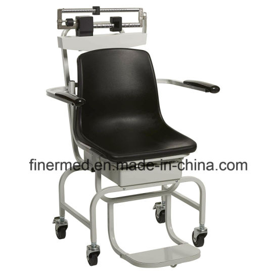 Medical Digital Electronic Mechanical Chair Wheelchair Scale