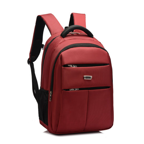 Latest PU Leather Backpack Ladies Travelling Backpack Women pictures & photos