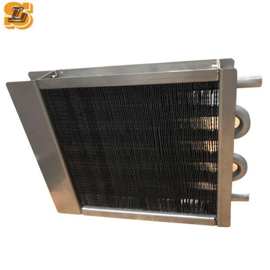 High Pressure Stainless Steel Condenser Evaporator Heat Exchanger Coil