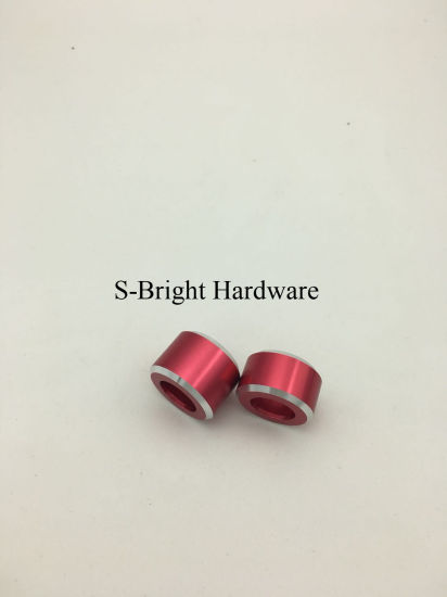 Customized Anodized Aluminium 6061-T6 CNC Machined Earphone Housing (F-037) pictures & photos
