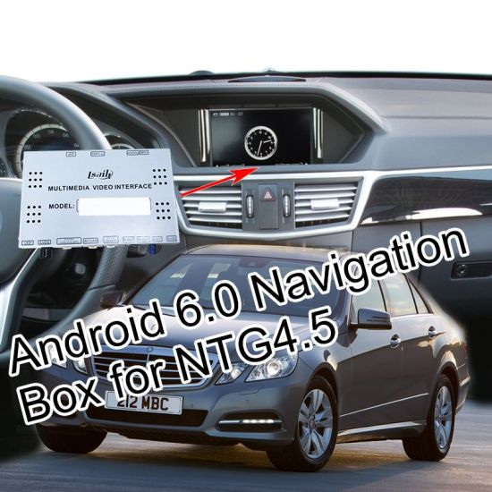 China Android GPS Navigator for 2012-2014 Mercedes Benz Ntg4