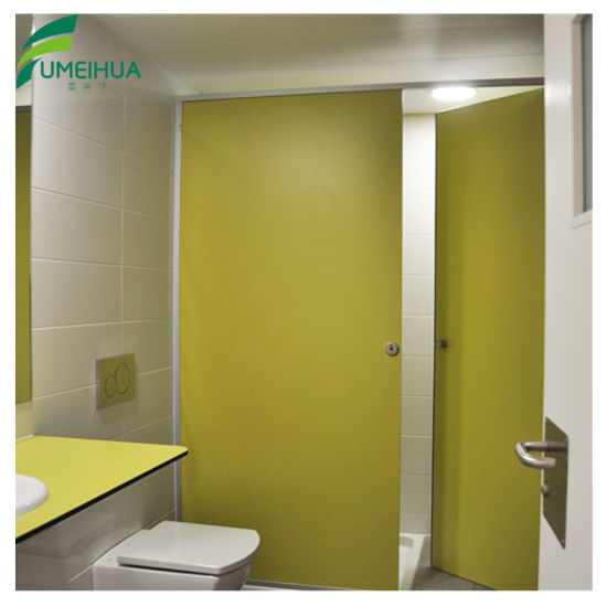 China High Quality Compact Laminate Bathroom Partition Doors China Awesome Bathroom Partition