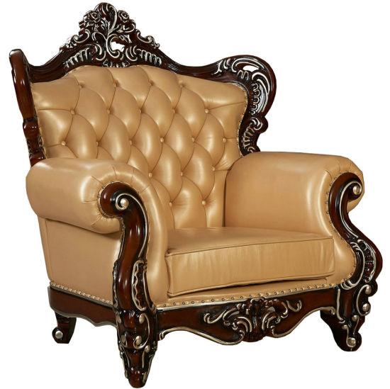 China Professional Export Home Royal Furniture Loveseat Sofa 169