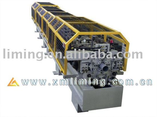 Xiamen Liming Steel Downspout Pipe Machine