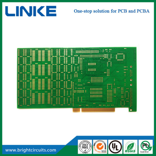 Good Quality Complex Single Layer Circuit Board CNC PCB Manufacturing with  Low Price