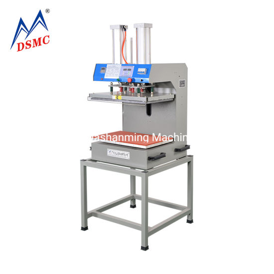 Double Cylinder Pneumatic Heat Press Machine 40X60 Sublimation Printing Machine for Tshirts
