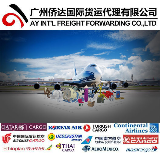 Air Shipping From China to Chile by Express Courier Services pictures & photos