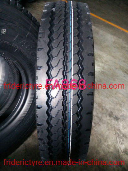 Heavy Truck Tire 1000r20 with High Quality From China TBR Tire Factory