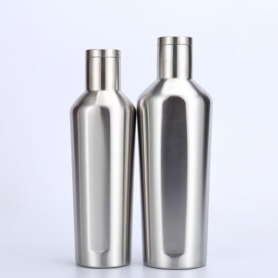 2019 Hot Sales Stainless Steel Corkcicle Wine Bottle 500ml/750ml Tumbler