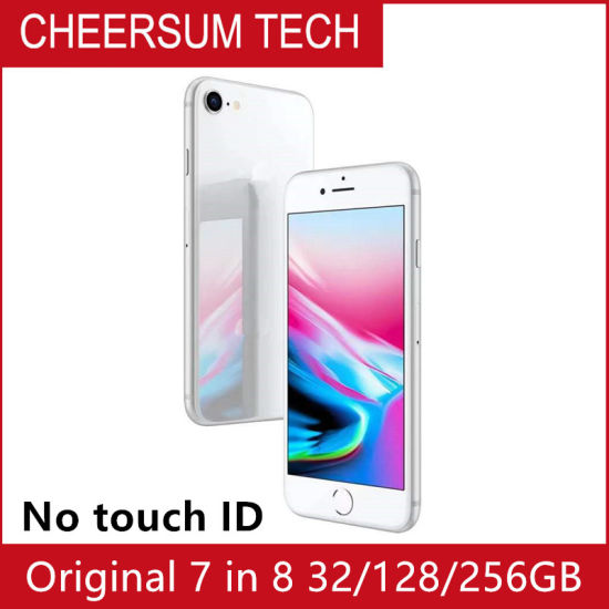 "Original Refurbished 7 in 8 Mobile Phone 4.7"" 2GB RAM 32/128/256GB ROM Ios 10.0.1 No Touch ID"