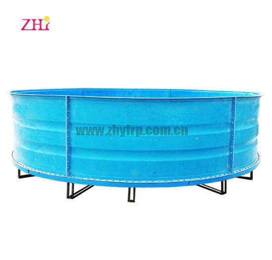 32m3 Fish Farm Breeding Tank Storage Container