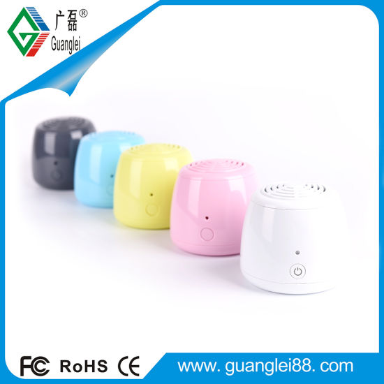 Mini Battery and USB Ozone and Negative Ion Air Sterilization Purifier