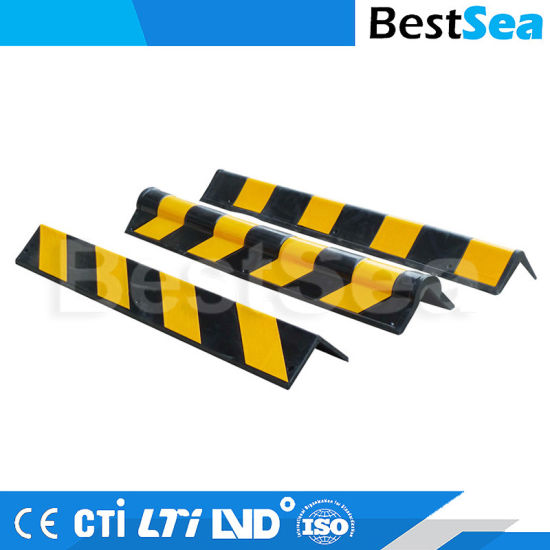 Garage Parking Safety Wall Protector Rubber Corner Guard Traffic Safety
