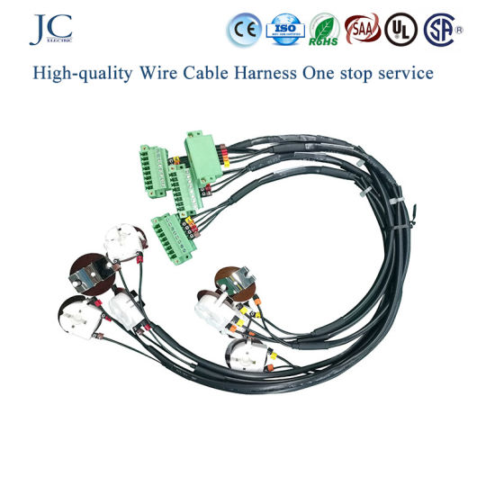 Original Factory Over 10 Years Experience Box Build Electrical Wire Harness