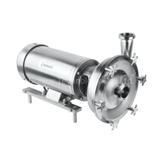 Full Stainless Steel High Purity Mechanical Seal Centrifugal Pump