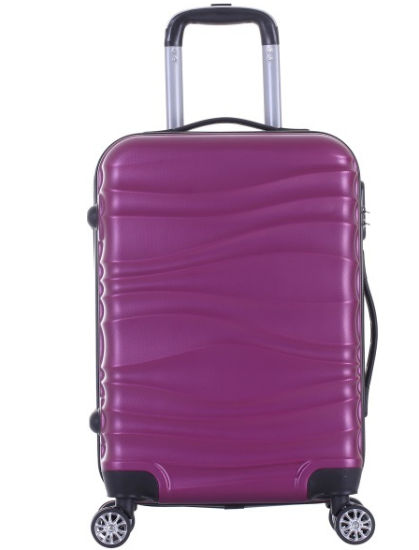 High Quality Luggage Trolley Luggage Bag Traveling ABS Custom Design Suitcases Xha178