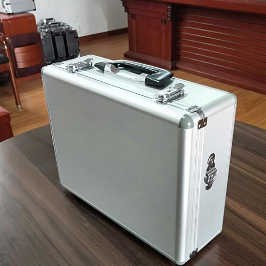 Aluminum Hard Shell Display Equipment Flight Box for Camera