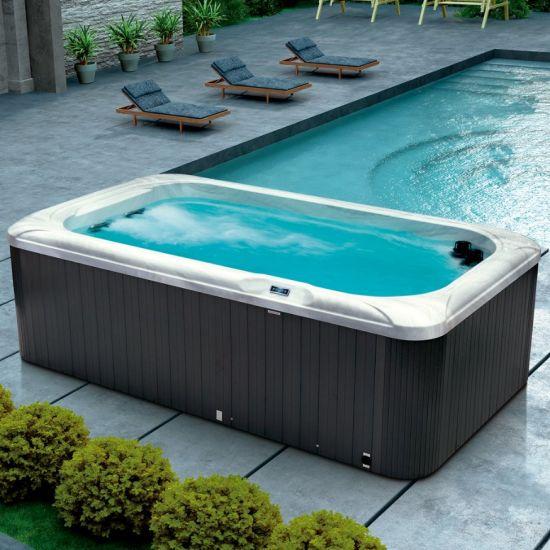 Monalisa 4.0 Metre Endless Swimming Pool Hot Tub SPA Jacuzzi ...