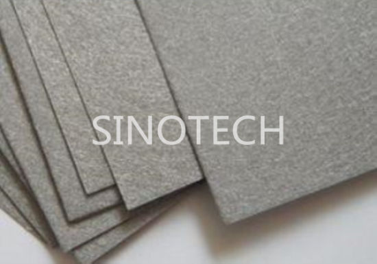 Square and Round Sintered Stainless Steel Fiber Product 1