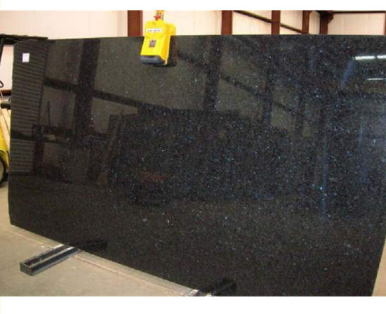 Polished Blue Pearl Granite Slab for Countertop/Vanitytop pictures & photos