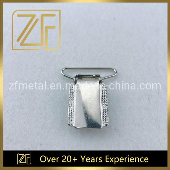 Metal Adjustable Suspenders Garment Clips Buckle Accessories