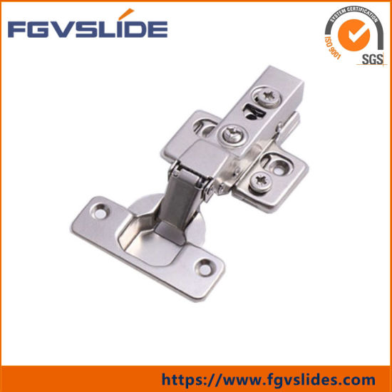 Fgv Easy Fix Half Overlay Hydraulic Cabinet Hinges